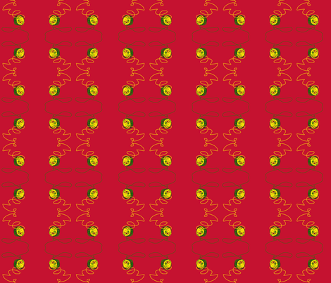 Big Ball of String fabric by robin_rice on Spoonflower - custom fabric