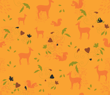 FALL_2011 fabric by nikky on Spoonflower - custom fabric