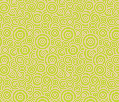 BeetSlicesDeviantGreen fabric by ghennah on Spoonflower - custom fabric