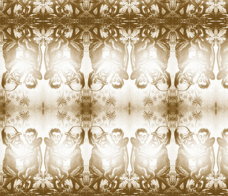 darwin_2 fabric by whotookmyname on Spoonflower - custom fabric