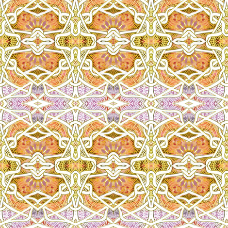 Persian Lock fabric by edsel2084 on Spoonflower - custom fabric