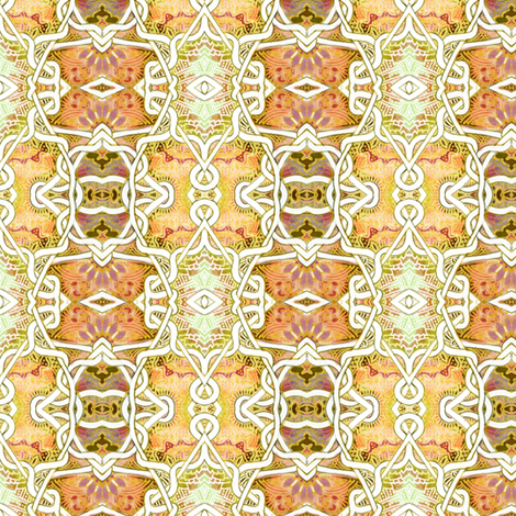 It's Knot Really Lace fabric by edsel2084 on Spoonflower - custom fabric