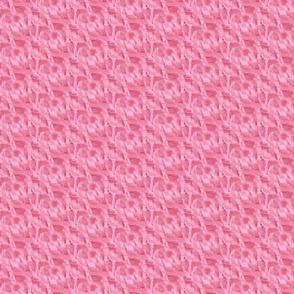Pink allover pattern coordinate