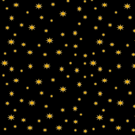 AStaryNight fabric by grannynan on Spoonflower - custom fabric