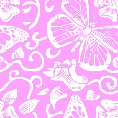 Fluttering Rose