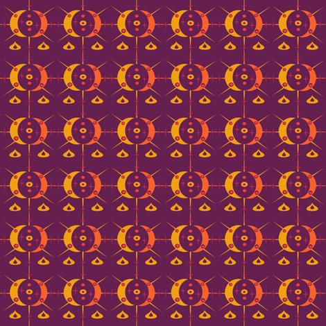 Autumn Moon fabric by american_women on Spoonflower - custom fabric
