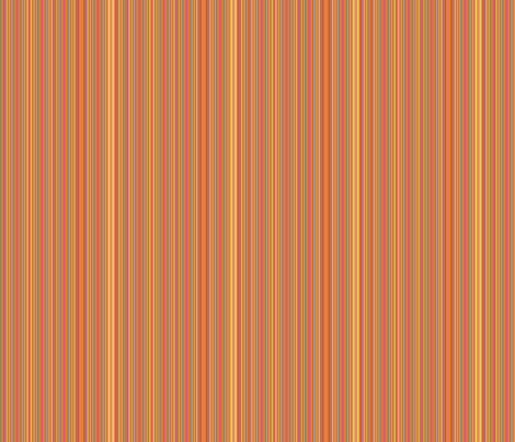 Summer Heat Stripes with gold fabric by gingezel on Spoonflower - custom fabric