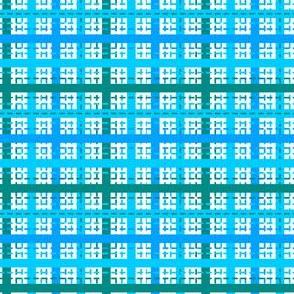 Tilkkutakki (Cool Colours) E