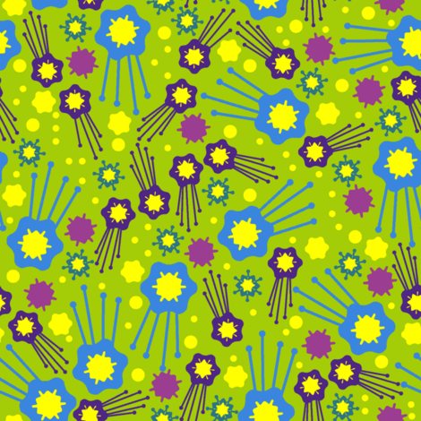 AtomicMess fabric by jtterwelp on Spoonflower - custom fabric