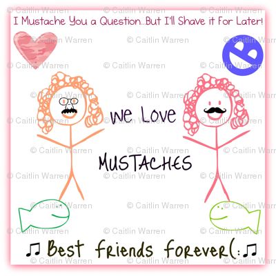 Love Mustaches!