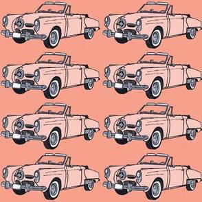 1950 Studebaker convertible