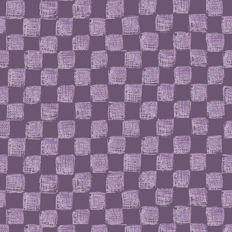 Hypatia's Checkerboard fabric by weavingmajor on Spoonflower - custom fabric