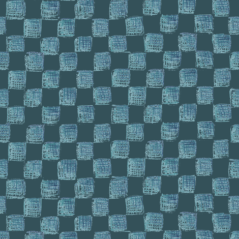 Bowditch's Checkerboard fabric by weavingmajor on Spoonflower - custom fabric