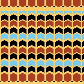 Egyptian Chevron