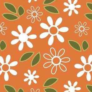 orange bloom coordinating