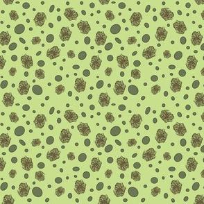 Mossy Tree Frog - Ditsy