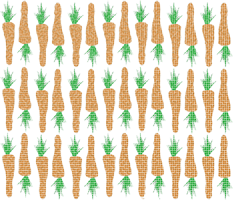 carrotss fabric by katalintörök on Spoonflower - custom fabric