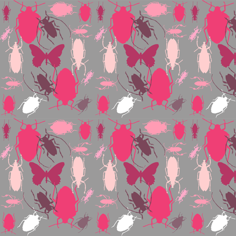 bugs fabric by super_crayola on Spoonflower - custom fabric