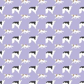Basic Borzoi - Lavender