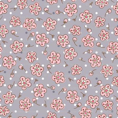 Ditsy Doodle Sakura