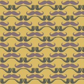 I Mustache You For Some Fabric.