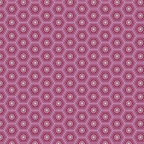 Hexies Purple