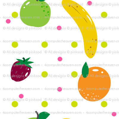 Fruity Fun! - © PinkSodaPop 4ComputerHeaven.com
