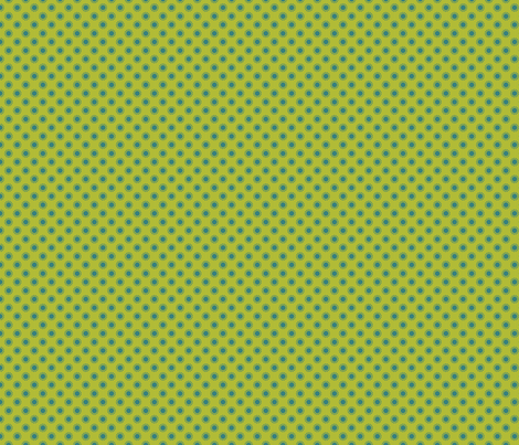 Dot Lime fabric by freshlypieced on Spoonflower - custom fabric