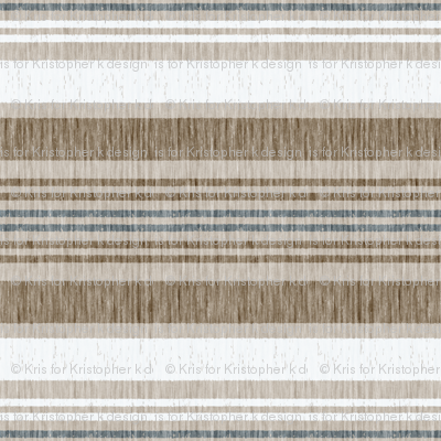 French Linen Stripes