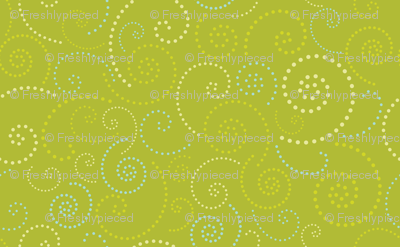 Swirl Lime
