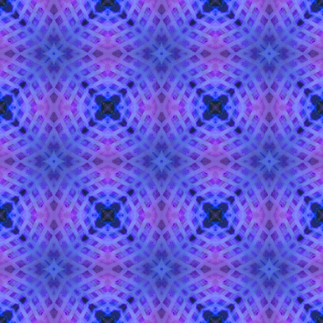 Matrix Vibration 3 fabric by dovetail_designs on Spoonflower - custom fabric