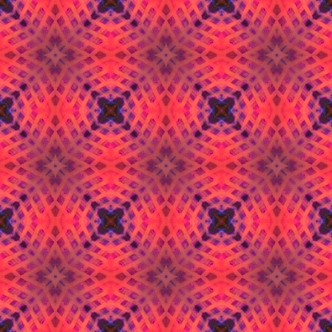 Matrix Vibration 2 fabric by dovetail_designs on Spoonflower - custom fabric