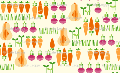 Root Veggie Patch