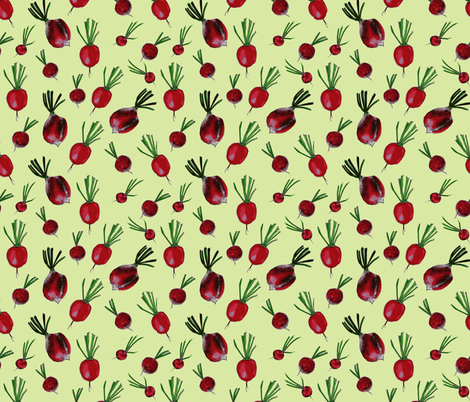 Thank you Mr. McGregor! fabric by wednesdaysgirl on Spoonflower - custom fabric