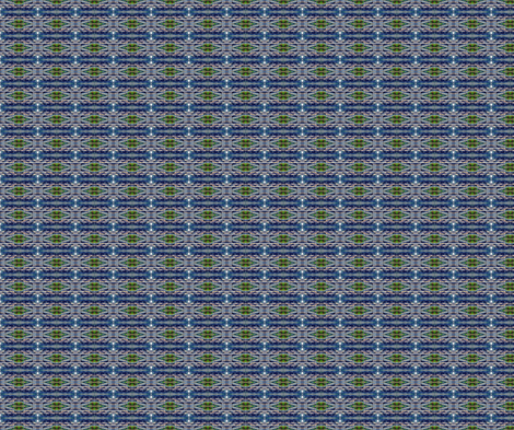Barges on the Horizontal fabric by relative_of_otis on Spoonflower - custom fabric