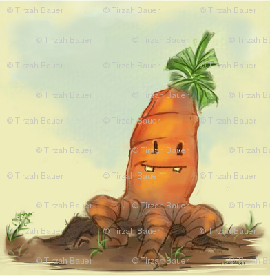 Rooty the Carrot