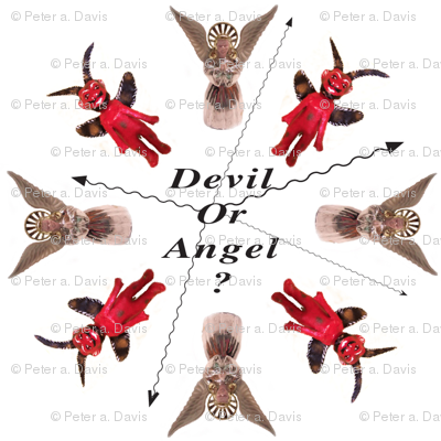 Devil Or Angel ? SPIN____