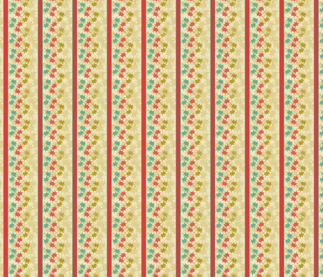 Figured stripe 3 fabric by su_g on Spoonflower - custom fabric