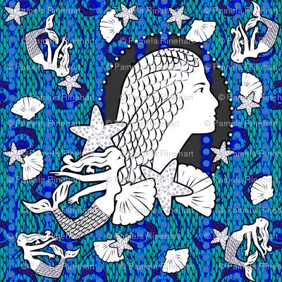 Princess of the Ocean Blue