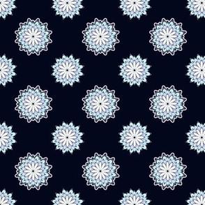 Mums Navy colorway