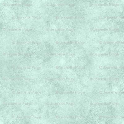 Bluish Cloudy Print