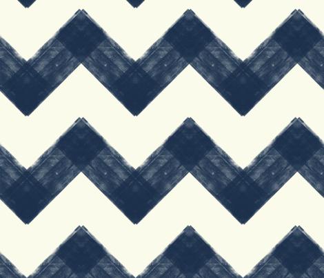 distressed_chevron fabric by amy_sullivan on Spoonflower - custom fabric