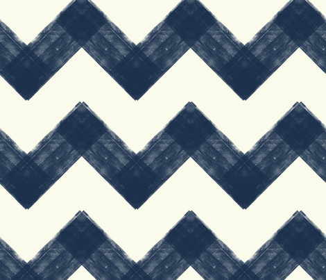 distressed_chevron fabric by amy_sullivan on Spoonflower - custom fabric