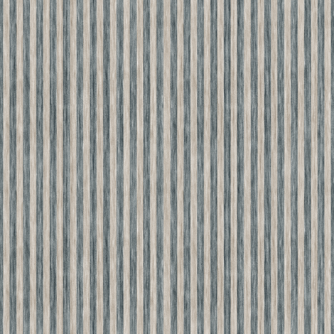 French Stripes - Antique Blue