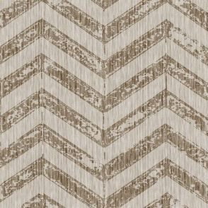 French Shabby ZigZag - Natural