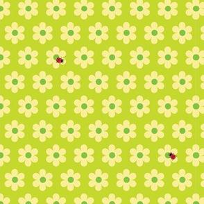 ladybug green