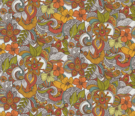 ava fabric by valentinaramos on Spoonflower - custom fabric