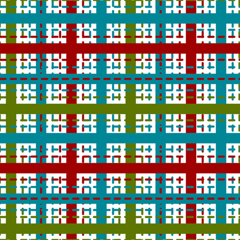 Tilkkutakki (Harlequin) E fabric by nekineko on Spoonflower - custom fabric