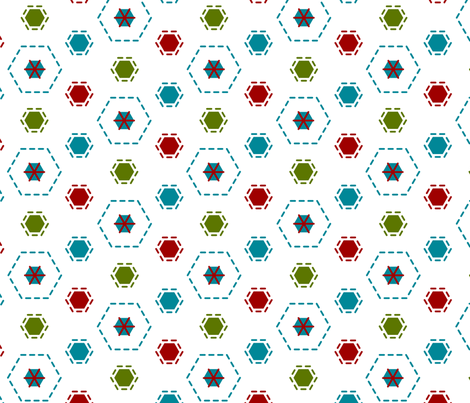 Tilkkutakki (Harlequin) I fabric by nekineko on Spoonflower - custom fabric
