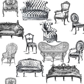 Antique Seats